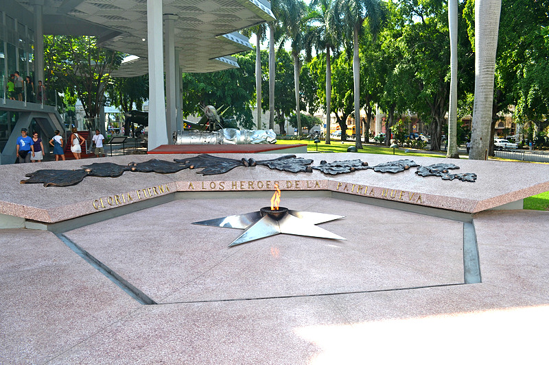 Eternal Flame for the Heroes of the Revolution